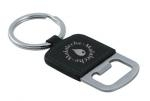 Leather Look Keyring, Bottle Openers